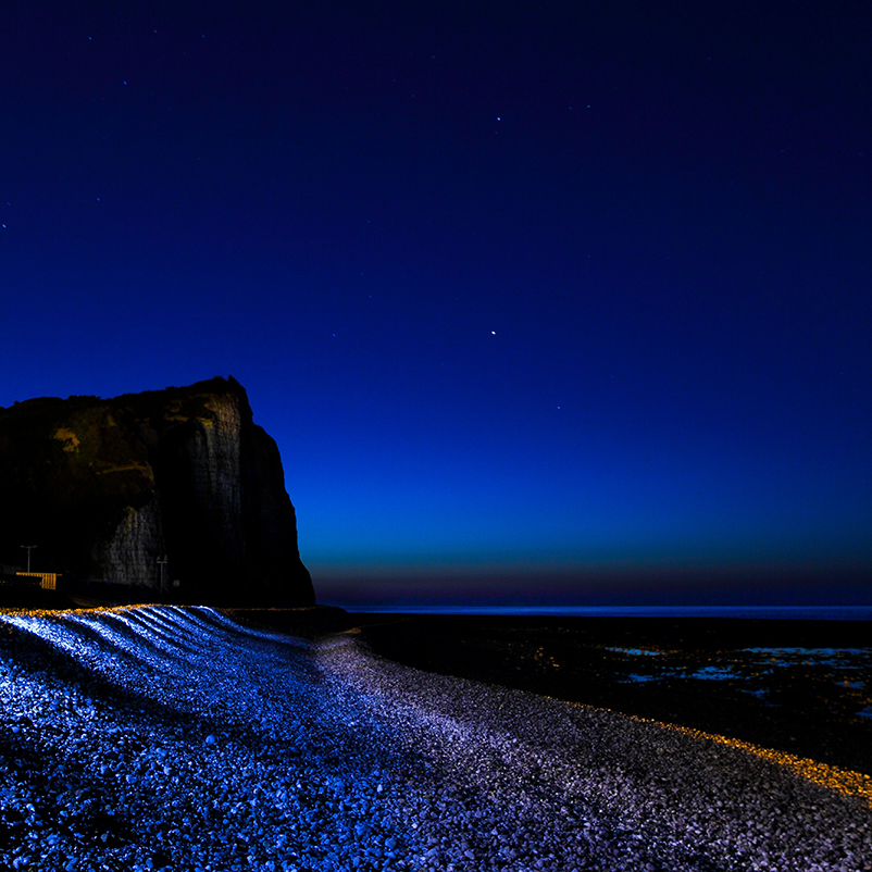 @NORMANDIE Lightpainting